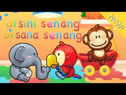 Lagu Anak Indonesia Di Sini Senang Di Sana Senang