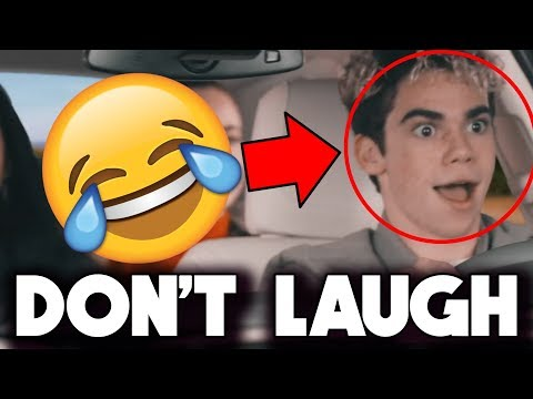 Try Not To Laugh - DESCENDANTS 2  (CARscendants - What's My Name) Funny Moments