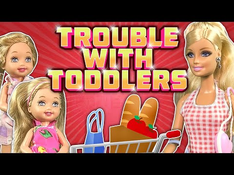 Xxx Mp4 Barbie The Trouble With Toddlers Ep 51 3gp Sex