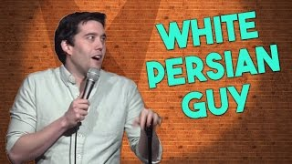 White Persian Guy (Stand Up Comedy)