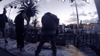 █████►Zulu Hip Hop Jam - Resumen Pinamar Rockea BS AS - HD