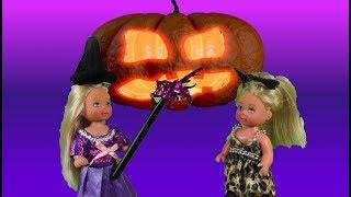 Rodzinka Barbie- Halloween