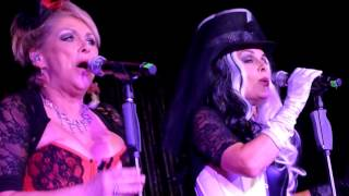 Formerly of Bucks Fizz -  A Piece Of The Action - Royal Vauxhall Tavern, London - March 2017
