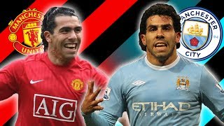 11 Footballers Who Played For Manchester United & Manchester City