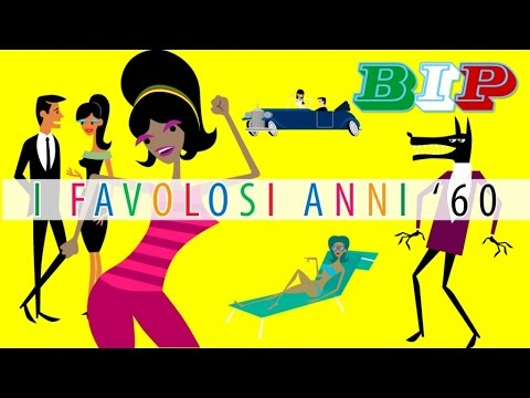 I Favolosi Anni 60 n°1 Le Canzoni Più Belle Playlist Best Italian Pop