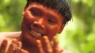 Shrunken Heads Xingu people in Amazon   English episode Documentary Films HD