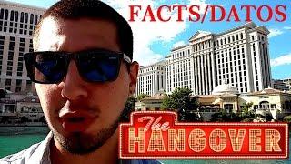 📷 THE HANGOVER 1 & 3 locations / QUE PASO AYER I y III locaciones Las Vegas (Scenes/Escenas)
