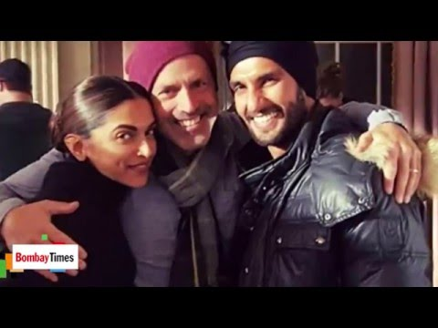 Xxx Mp4 Ranveer Singh Visits Deepika Padukone On The Sets Of XXx The Return Of Xander Cage 3gp Sex