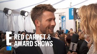 Glen Powell Hopes to Star in a Musical | E! Red Carpet & Award Shows