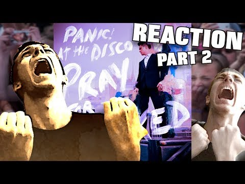 First Reaction to Panic! At The Disco - Pray For The Wicked! (Part 2)