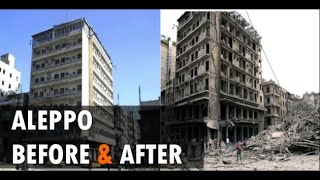 Aleppo , Before and After War