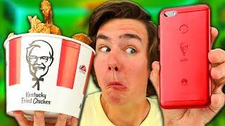 KFC Made a Phone?