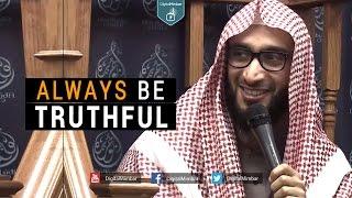Always Be Truthful - Moutasem Al-Hameedi
