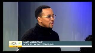 Maps Maponyane, Nomzamo Mbatha on