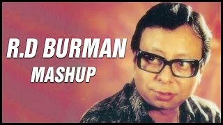 R.D Burman Birthday Special - Mashup by Sandeep Kulkarni - Being Indian Music