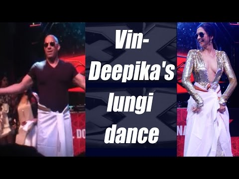 Xxx Mp4 Deepika Padukone And Vin Diesel S Lungi Dance Watch Video FilmiBeat 3gp Sex