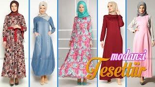Modanisa 2016 İlkbahar / Yaz Tesettür Elbise Modelleri Video Galeri 3/5 | #Tesettür Elbise Modelleri