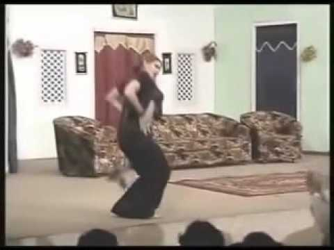 This is Stage Actress Saima Khan #StageDance