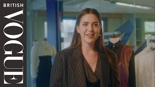 Young Designers Discuss Sustainability In Fashion   British Vogue & The House of Peroni