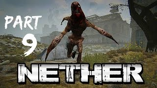 Nether! - Gameplay/Walkthrough - Part 9 - The Struggle Is Real!