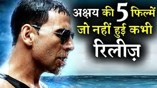 5 Bollywood Films Of Akshay Kumar That Never Got Released