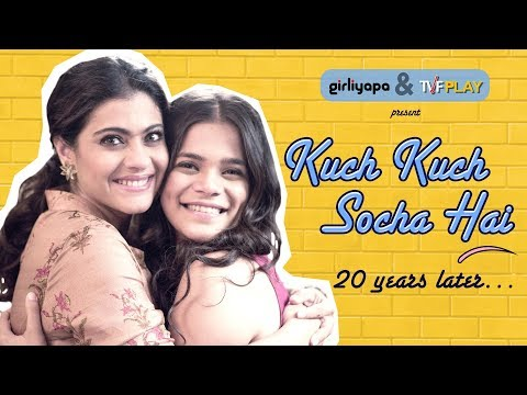 Xxx Mp4 Kuch Kuch Socha Hai Feat Kajol Srishti Shrivastava Girliyapa 3gp Sex