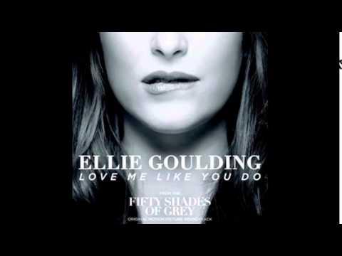 Ellie Goulding Kiss Me Like You Do Movie Version
