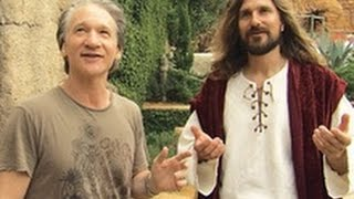 Bill Maher Visits Holy Land Experience Florida