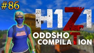 IS THE HELLFIRE TOO OP? YOU DECIDE | H1Z1 - BEST ODDSHOTS AND STREAM HIGHLIGHTS #86