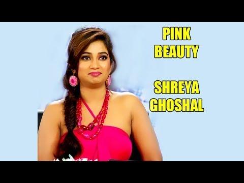 Sexy Singer Shreya Ghoshal in a Hot Dress (FULL VIDEO)