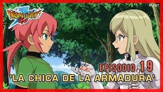Inazuma Eleven Go Chrono Stones - Episodio 19 español «La chica de la armadura»