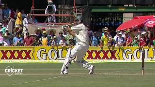 Ricky Ponting on the origins of his pull-shot