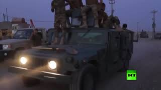 Iraqi forces fighting the last ISIS pockets in the country ¦ middle east news
