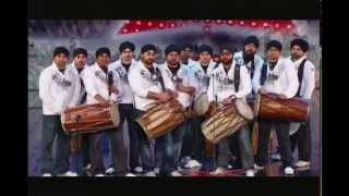 Canada's Got Talent - DHOL CIRCLE -  Quarter Finals 2012