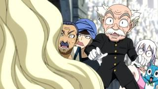 Fairy Tail Episode 157 English Dubbed