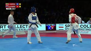 [Male -58kg FINAL] London 2017 World Taekwondo Grand-Prix