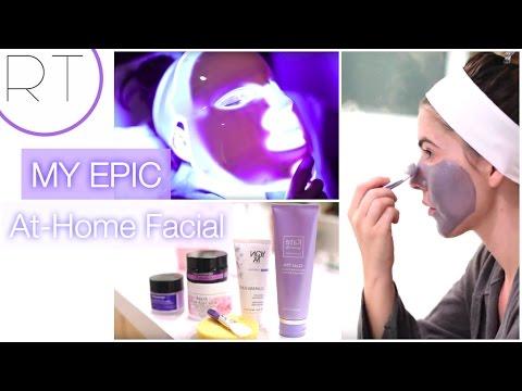 Xxx Mp4 EPIC At Home Facial 3gp Sex