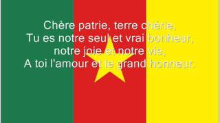 Hymne national du Cameroun