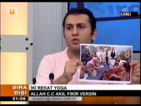 Ülke TV Sıra Dışı Yoga Saçmalığı 1