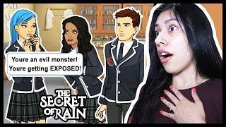 I GOT EXPOSED INFRONT OF MY BOYFRIEND! - THE SECRET OF RAIN (Episode 16) - App Game
