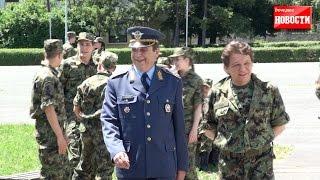 Vojna akademija, snimanje treće sezone