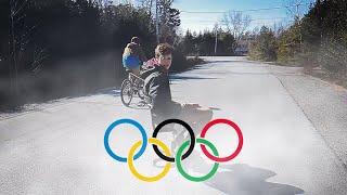 Office Chair Olympics 2018