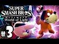 Download Video Download Super Smash Bros Ultimate - World of Light PART 3 - Viridi & Duck Hunt - Switch Gameplay Walkthrough 3GP MP4 FLV
