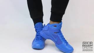 Nike Hyperdunk 08   Photo Blue   On feet Video at Exclucity