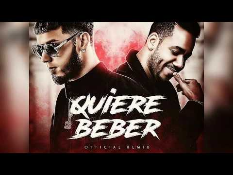 Xxx Mp4 Ella Quiere Beber Remix Anuel AA Ft Romeo Santos Oficial 3gp Sex