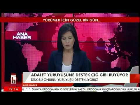 Kemal Kılıçdaroğlu ve CHP nin yürüyüşüne Kanı Beko katılacak .peki bakalım o katılınca ne oluyor
