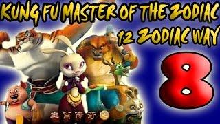 Kung Fu Master of the zodiac 12 Zodiac Way -  Epizode 8 (cartoon)