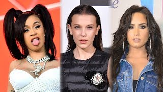 12 Celebs Who Are Cardi B's BIGGEST Fans