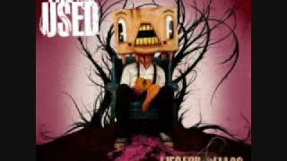 The Used - The Bird And The Worm Lyrics HQ