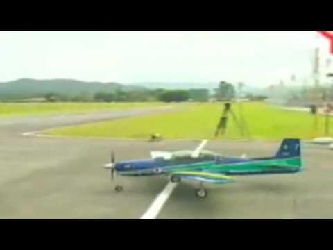 Aeromodelismo Rede Globo
